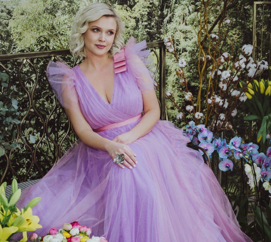 Sinestezic | Colecția Garden of Dreams | Designer vestimentar roman | Rochii de seara | Rochii de gala lungi | Rochii de gala unicat | Rochii de gală lungi